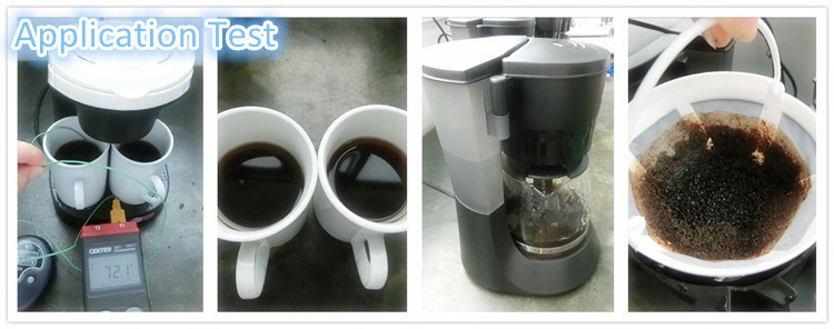 Coffee Maker Application Test