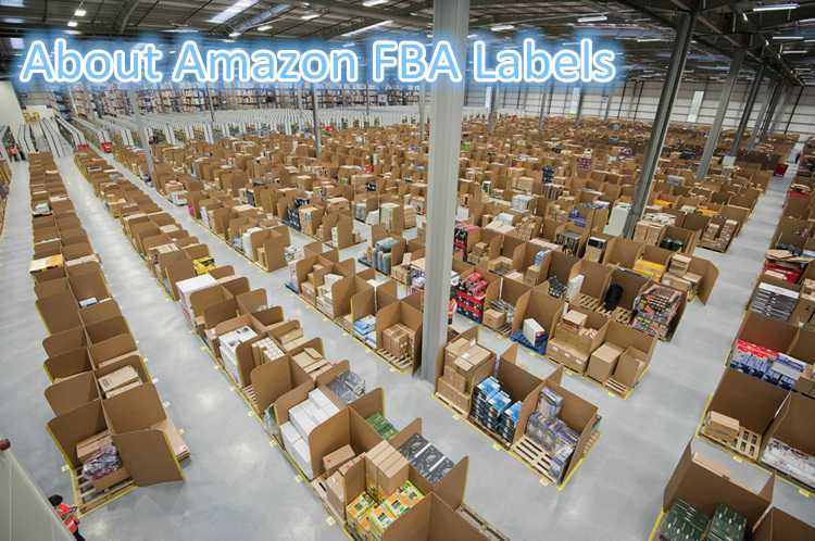 about amazon fba labels