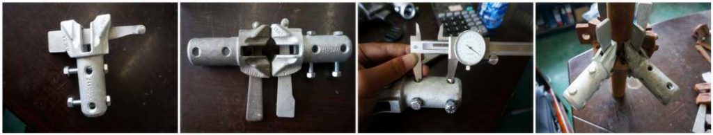 Knowledge of Die casting products manufacturing and quality inspection
