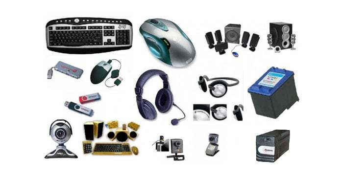 Computer accessories and quality control service