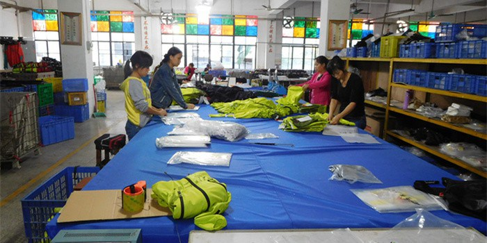 sporting-goods-and-sports-wear-quality-control-and-inspection-service from China
