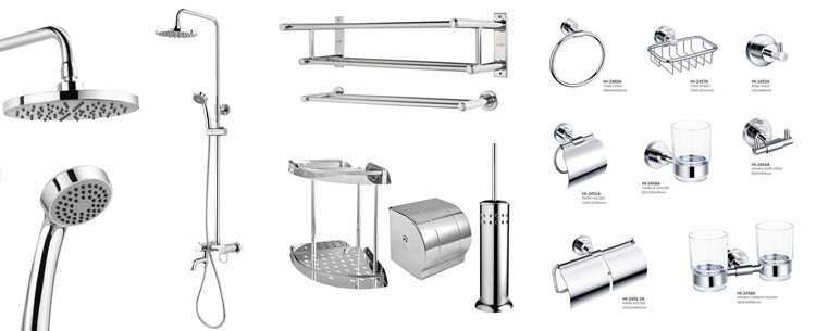 Bathroom hardware quality inspection Services in China