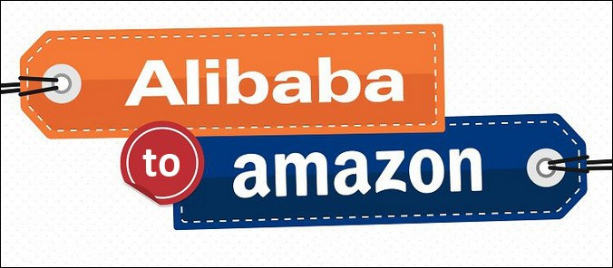From Alibaba to Amazon, buy from Alibaba and sell on Amazon via Amazon FBA
