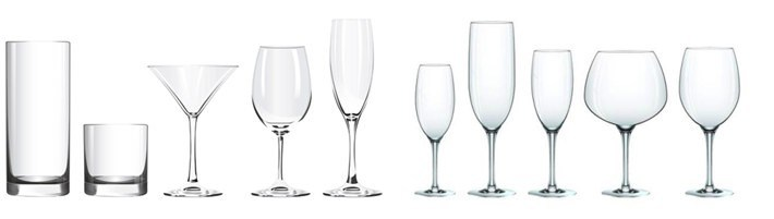 Glass products, Glassware inspection