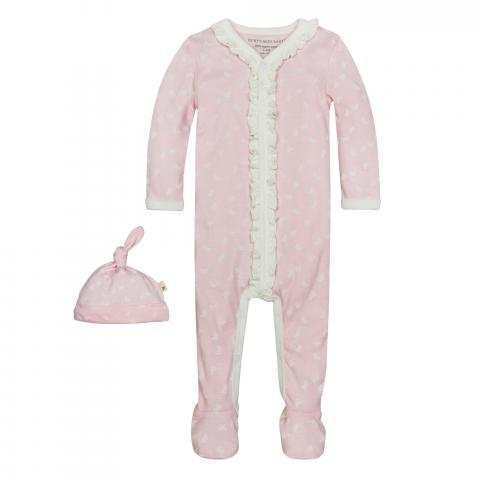 burt's bees baby clothes infant coveralls