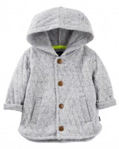 OshKosh Recalls Baby Jacket Due to snaps can detach, need Third party inspection services
