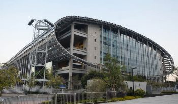 125th Canton Fair and China Import and Export Complex in Guangzhou