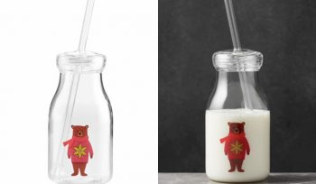 Holiday Milk Bottles Recalls Due To the plastic straw breaking, product testing needed for sure