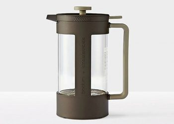 Starbucks Recalls Bodum Recycled Coffee Presses Due to Laceration Hazard