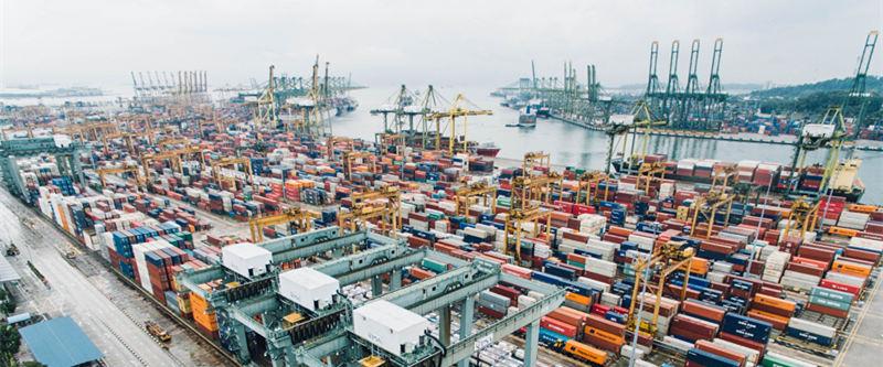 International freight forwarder sino shipping