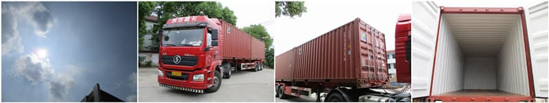 Container Loading Supervision , Container loading Inspection Process_A