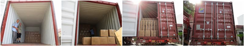 Container Loading Supervision , Container loading Inspection Process_B