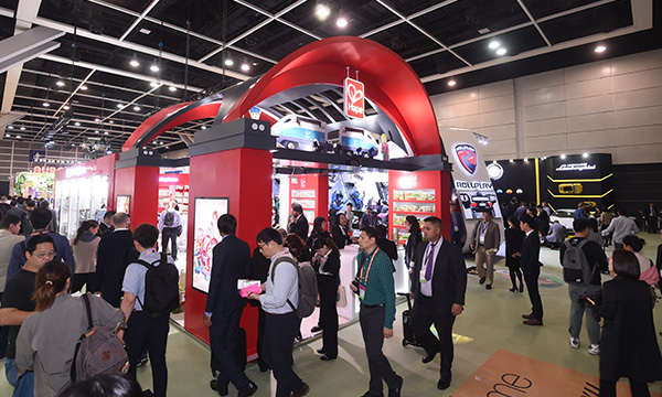 HKTDC TOYS TRADE SHOW