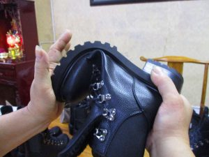 footwear inspection service in China