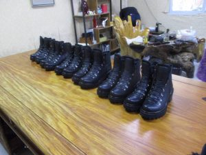footwear pre-shipment inspection service