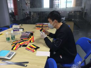 China Inspectors Back to Work During COVID-19