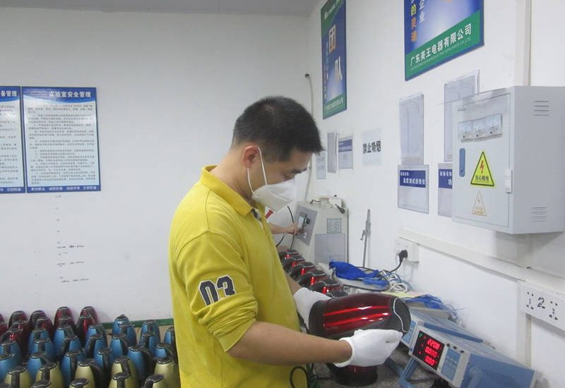 China Inspectors Back to Work During COVID-19 Epidemic