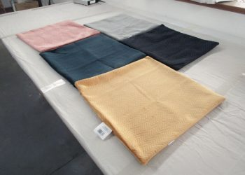 Cushion Cover Inspection Combined Sampling Method