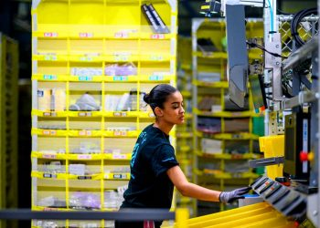amazon fba prep services Johannes EISELE AFP-Getty Images