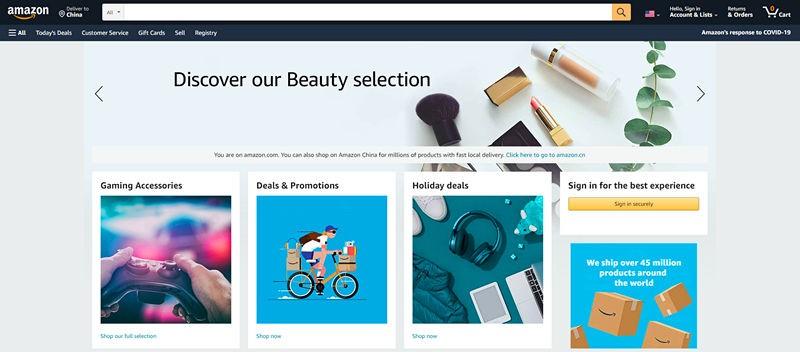 sites like alibaba amazon.com