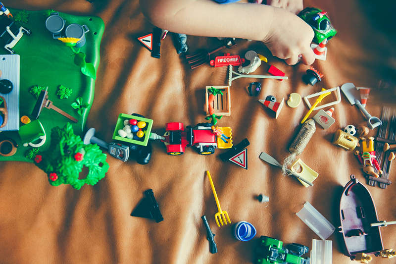 DANGEROUS TOYS IN YOUR HOME