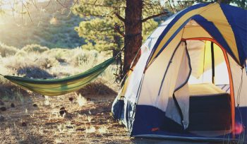 tent from China